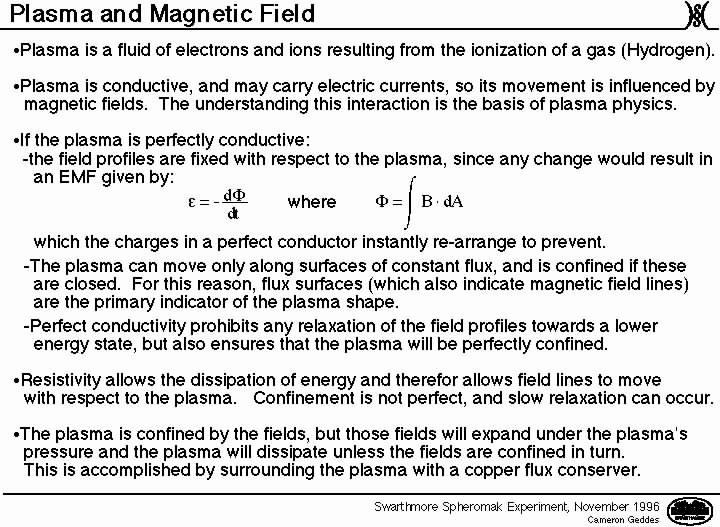 thesis of plasma physics